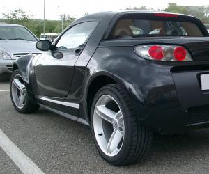 Smart roadster photo 9