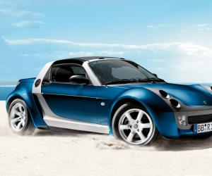 Smart roadster bluestar photo 1