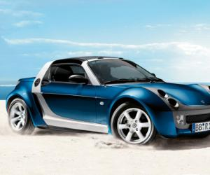 Smart roadster bluestar photo 2