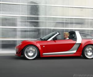 Smart roadster coupé ultimate photo 1