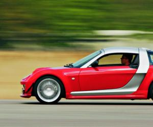 Smart roadster coupé ultimate photo 2