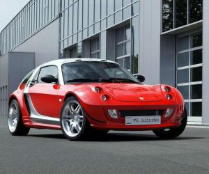 Smart roadster coupé ultimate photo 3