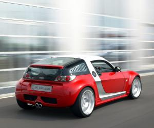 Smart roadster coupé ultimate photo 4