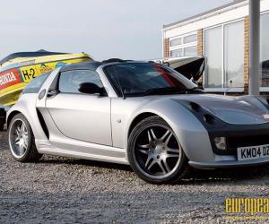 Smart roadster coupé ultimate photo 6