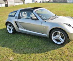 Smart roadster coupé ultimate photo 9