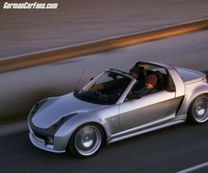 Smart roadster coupé ultimate photo 10