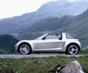 Smart roadster coupé ultimate photo 11