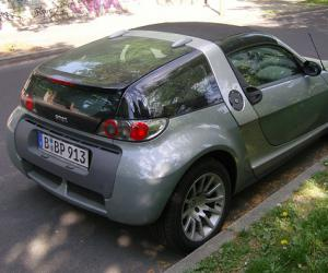 Smart roadster coupé ultimate photo 12