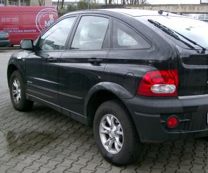 Ssangyong Actyon photo 2
