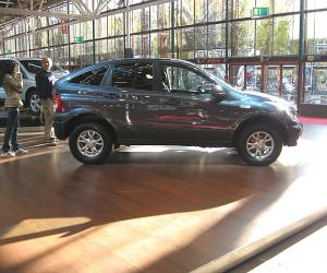 Ssangyong Actyon photo 9