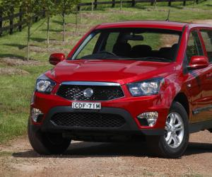 Ssangyong Actyon photo 14