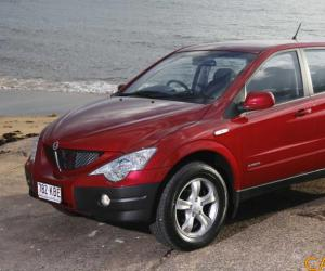 Ssangyong Actyon Sports photo 1