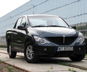 Ssangyong Actyon Sports photo 2