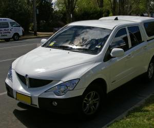 Ssangyong Actyon Sports photo 3