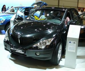 Ssangyong Actyon Sports image #4