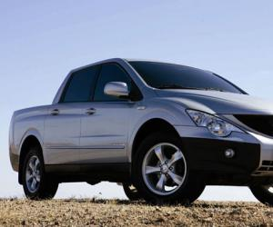Ssangyong Actyon Sports photo 5
