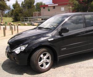 Ssangyong Actyon Sports image #6
