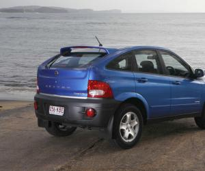 Ssangyong Actyon Sports photo 8