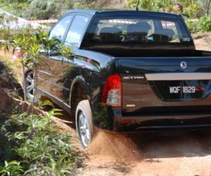 Ssangyong Actyon Sports photo 12