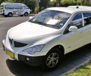 Ssangyong Actyon Sports photo 13