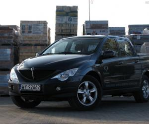 Ssangyong Actyon Sports photo 16