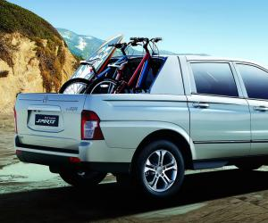 Ssangyong Actyon Sports photo 18
