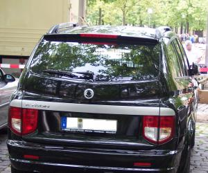 Ssangyong Kyron photo 1