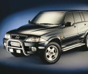 Ssangyong Musso photo 3