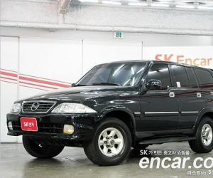 Ssangyong Musso photo 4