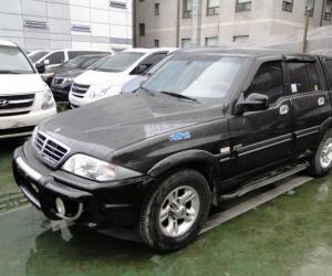 Ssangyong Musso photo 9