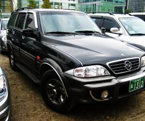 Ssangyong Musso photo 12