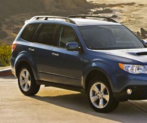 Subaru Forester photo 1