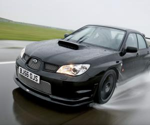 Subaru Impreza WRX STi photo 1