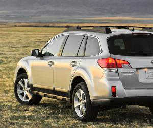Subaru Outback photo 3