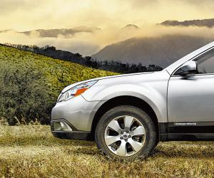 Subaru Outback photo 4
