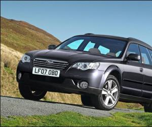 Subaru Outback photo 5