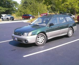 Subaru Outback photo 8