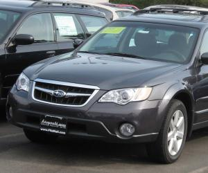 Subaru Outback photo 18