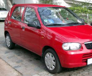 Suzuki Alto photo 2