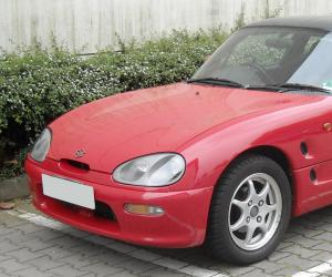 Suzuki Cappuccino photo 1