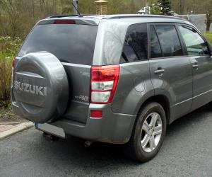 Suzuki Grand Vitara photo 3