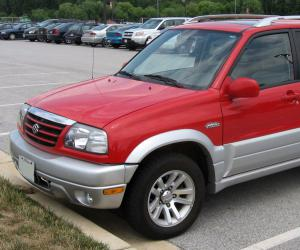Suzuki Grand Vitara photo 10