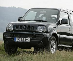 Suzuki Jimny Black & White photo 3