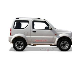 Suzuki Jimny Black & White photo 4