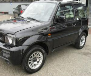 Suzuki Jimny Black & White photo 5