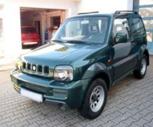 Suzuki Jimny Black & White photo 11