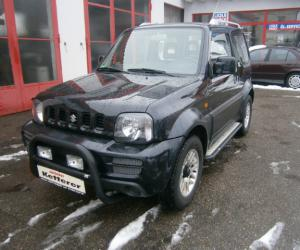 Suzuki Jimny Black & White photo 15