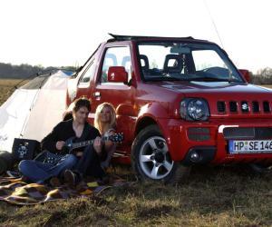 Suzuki Jimny Rock Am Ring Gebrauchtwagen Suzuki Jimny Rock Am
