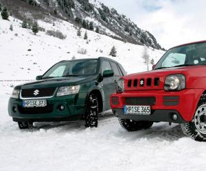 Suzuki Jimny Snow photo 8