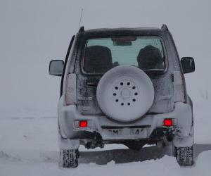 Suzuki Jimny Snow photo 9